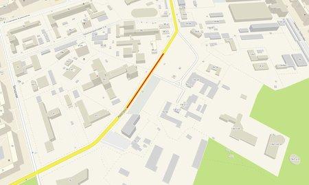 ВУфе временно перекроют часть улицы Авроры