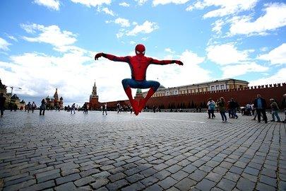 Помолодевший Человек-паук итриллер отДжеймса Франко— Фильмы нанеделю