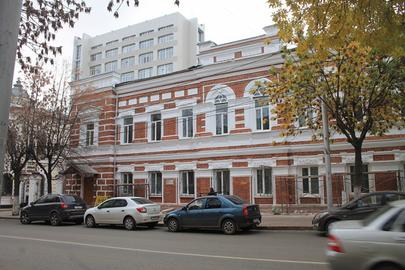 ВУфе отреставрировали сооружение прежнего Землемерного училища