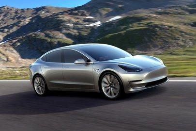 Tesla Model 3 будет стоить от 35 тысяч долларов