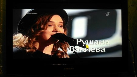 Комбо: К эстрадной певице изБашкирии повернулись все наставники проекта «Голос-7»