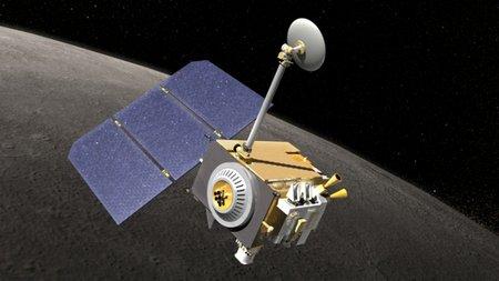Космический аппарат NASA столкнулся сметеоритом
