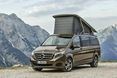В России отзывают 21 автомобиль Mercedes-Benz