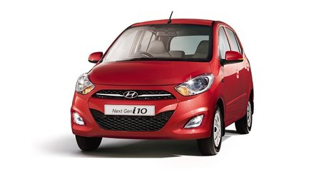 Hyundai прекратил производство модели i10 первого поколения